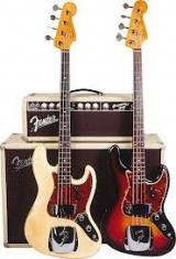 <h5>Bass-Gitarre</h5><p>Elektrisches Saiteninstrument (Zupfinstrument)</p>
