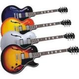 <h5>E-Gitarre</h5><p>Elektrisches Saiteninstrument (Zupfinstrument)</p>