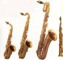 <h5>Saxophon</h5><p>Holzblasinstrument</p>