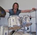 <h5>Martin Fässler, Schlagzeug, Djembe, Percussion</h5>